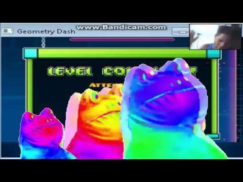 EL PAPI REY DEL (GEOMETRY DASH)#2
