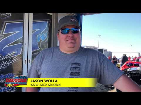Jason Wolla Talks Iron Man 100 | Dacotah Speedway