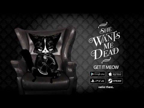 SHE WANTS ME DEAD - Get it NOW!