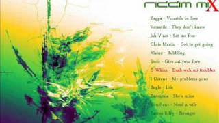 Steel Strings Riddim Mix [FULL] [September 2011] [Chimney Records]