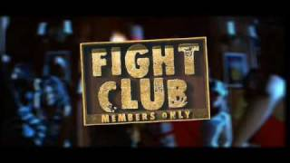 Fight Club - Members Only HQ / DEUTSCHSPRACHIG !!! / OFFICIAL GERMAN DVD TRAILER /