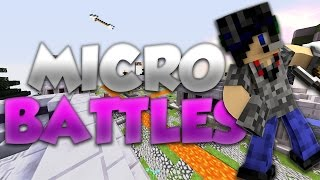 KICKED FOR BEING GOOD?! | MCPE Mineplex Micro Battles | Minecraft PE (Pocket Edition)