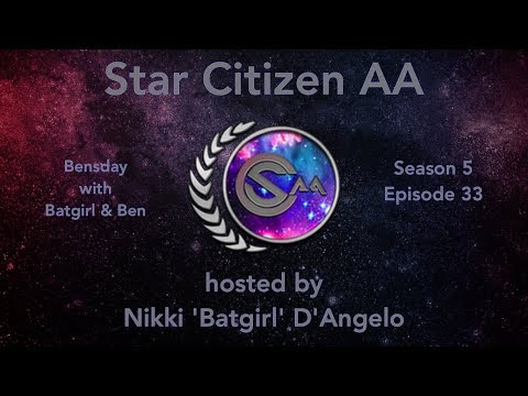 Bensday with Batgirl and Ben episode 83