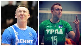 Craziest Player in Volleyball History - Alexey Spiridonov (HD)