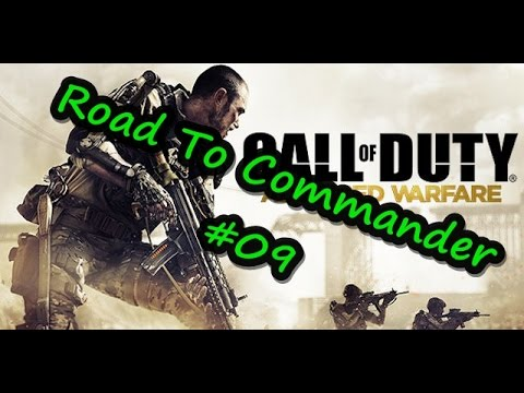 Call of Duty AW - Road To Commander [RTC] #09