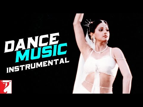 Dance Music (Instrumental) | Chandni | Sridevi | Rishi Kapoor | Vinod Khanna | Waheeda Rehman
