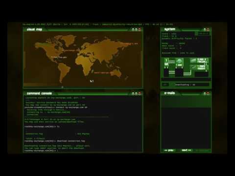 Hacker Evolution - Level 1 walkthrough |