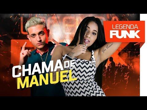 MC Digu e MC Keron - Agora me chama de Manuel (DJ KR3)