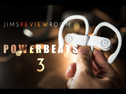 Beats by Dre PowerBeats 3 Best Sport Earphones ? - REVIEW