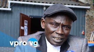 Bassirou Sarr/Dieuf Dieul de Thiès - interview @Afrika Festival Hertme