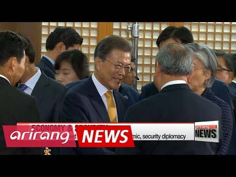 S. Korean President Moon Jae-in to travel to Southeast Asia with North Korea and economy on mind