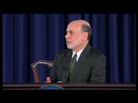 Bernanke Says FOMC May Lower Unemployment Threshold