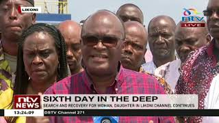 Likoni ferry tragedy: Stable bridge to be constructed in Likoni - CS Macharia