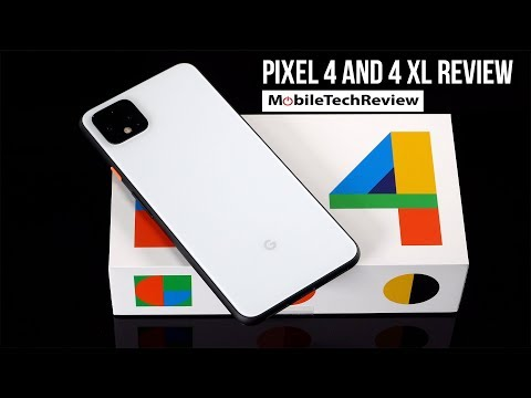 Google Pixel 4 And 4 XL Review