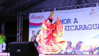 baile palomita guasiruca granada nicaragua 2016