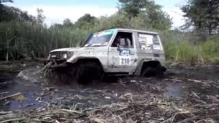 АТЛ-трофі 2016 Toyota Land Cruiser TLC-70 ТР-2 [Off-Road 4х4]