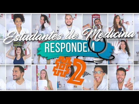 ESTUDANTES DE MEDICINA RESPONDEM EP.2 - PORQUE ESCOLHI MEDICINA?