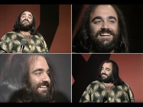 """Demis Roussos - """"Happy to be on an island in the sun"""" 1975"""