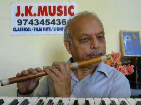 """Priya Yesu Raju Nuve Chuchina Chalu"" instrumental KEYBOARD/FLUTE by VISWANATH LS"
