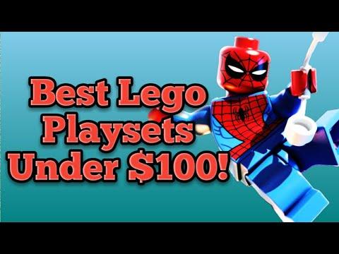 Best lego sets under $100 2018 (Avengers, City, Star Wars)