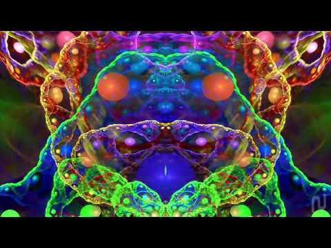 Psychedelic Pink Floyd Tribute - Visual Mix (Nufonic)