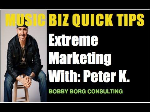 "Extreme Marketing! With Peter Kraus: ""Ain't Yo Mama's Marketing!"""