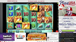 Live Slot Play & Big Wins from Online Casinos