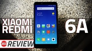 Xiaomi Redmi 6A Review | Best Choice for Shoe-String Budgets?