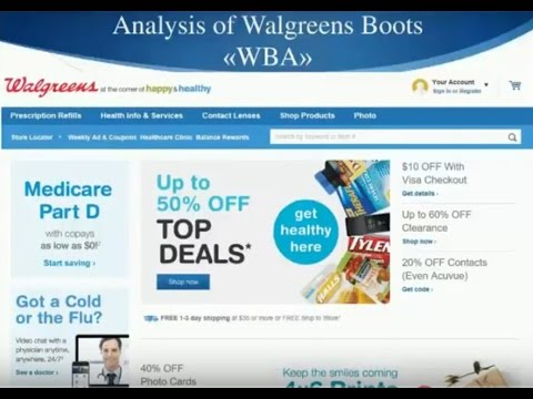 Master class Pharmacy services industry Part 3 Walgreens boots company (WBA) fundamental analysis