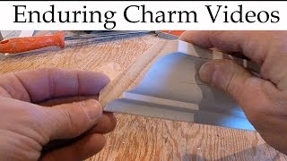 How To Cope Crown Moulding: A Demonstration