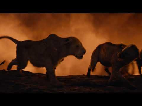 The Lion King 2019 Final Fight Battle Scene