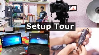 🔥Setup Tour 🔥 10k Special Video