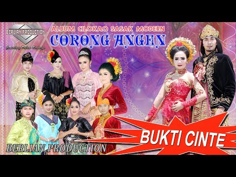 BUKTI CINTE  ALBUM CORONG ANGEN  OFFICIAL BERLIAN PRODUCTION