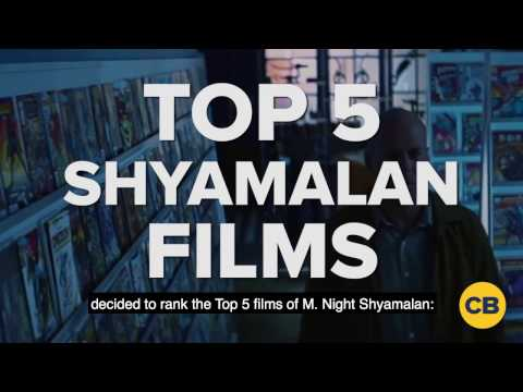Ranking the Films of M Night Shyamalan