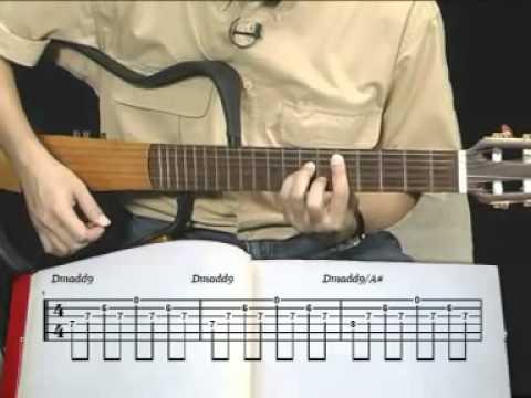 สอนกีตาร์ เพลง กัญชา