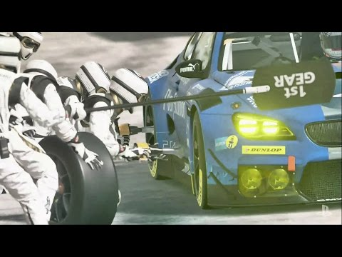 Gran Turismo Sport PSX Reveal Trailer Movie Poster