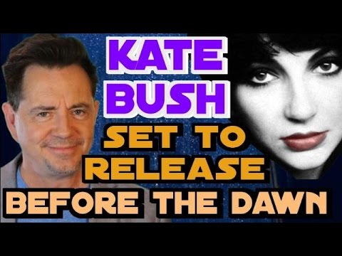 """Kate Bush Set To Release LIVE 'Before the Dawn"""" Nov. 25th"""