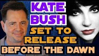Kate Bush Set To Release LIVE