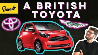 Who Really Made Your Car: The Truth About Badge Engineering | Donut Media thumbnail