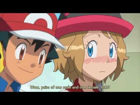 Ash and Serena-What Might Have Been