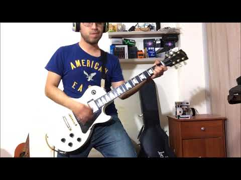 Detective Conan 名探偵コナン Opening 46 Everything OK! - Cellchrome Guitar Cover by McCris Al