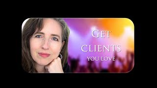 Video GET CLIENTS You Love with the #1 Most Powerful Marketing & Advertising Method (Video) download MP3, 3GP, MP4, WEBM, AVI, FLV Mei 2018