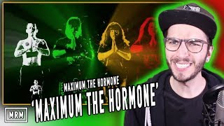 Today I react to the new MAXIMUM THE HORMONE song!!! Merch Here: ht...