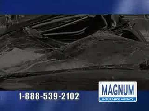 Magnum Insurance - Chicago Car Insurance Commercial