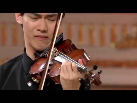 Richard Lin plays Mozart and Bach - Stage 3 - International