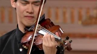 Richard Lin (Taiwan/USA) - Stage 3 - International H. Wieniawski Violin Competition BINAURAL
