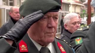 Een laatste groet aan luitenant-generaal Meines