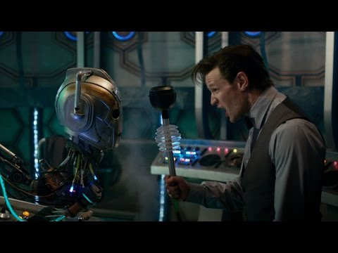 The Message - Doctor Who - The Time of the Doctor - BBC