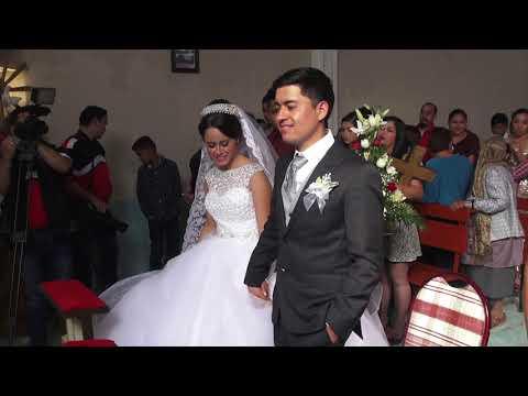 Boda Jessica&César Ceremonia Religiosa (Manzanos, San Felipe,Gto.)
