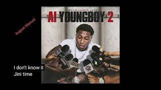 YoungBoy Never Broke Again - Lonely Child (Official Audio)